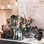 Nueva cafetería en la ciudad